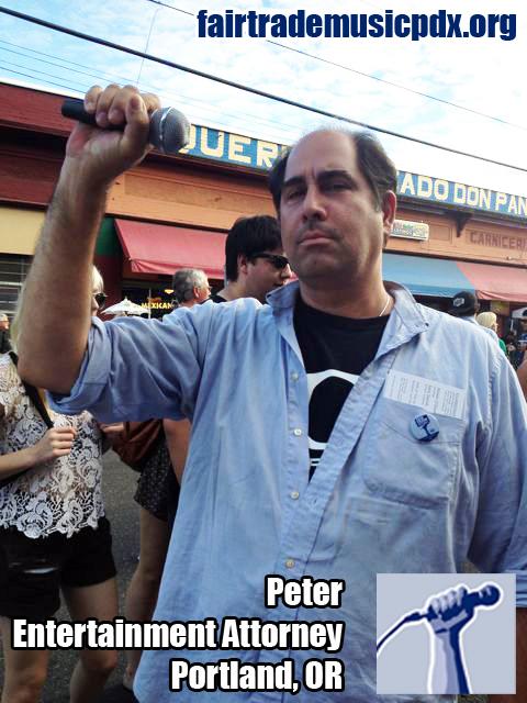 Mic Salute: Peter