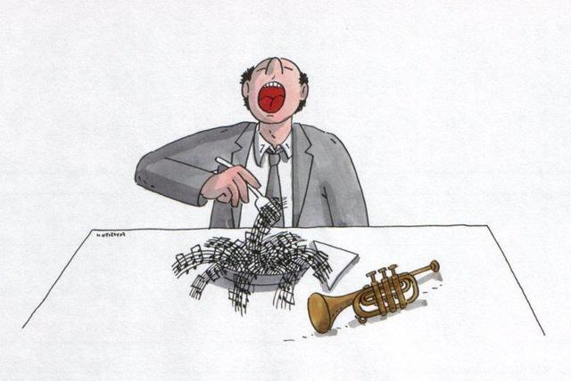 Eating Music